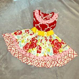 Other - Cheekie Plum Dress
